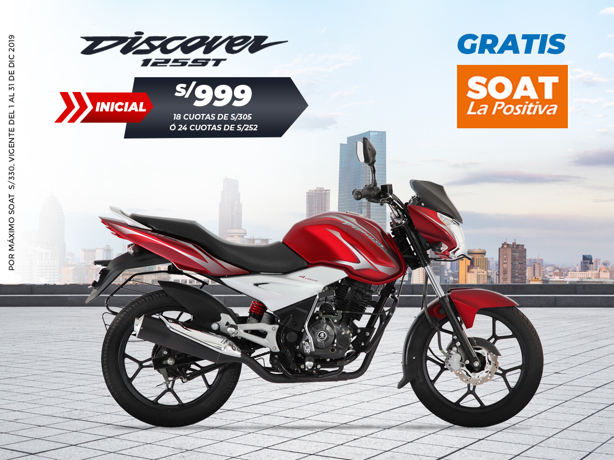 promocion discover 125 st
